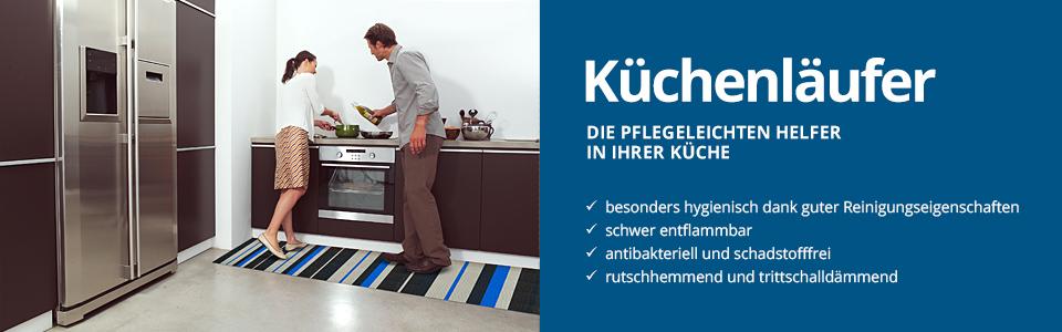 Teppich-Läufer Küche Genua | Floordirekt.de