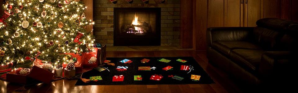 weihnachtsmatten tolle fussmatten f r weihnachten. Black Bedroom Furniture Sets. Home Design Ideas