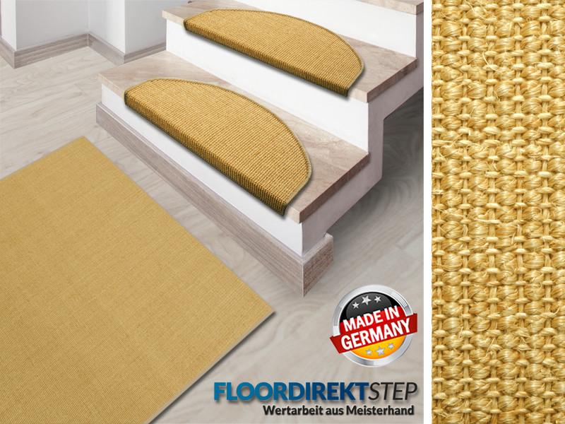 Stufenmatten Sisal Sylt | Floordirekt.de