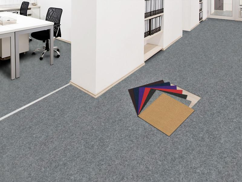 nadelfilz teppichfliesen scene. Black Bedroom Furniture Sets. Home Design Ideas