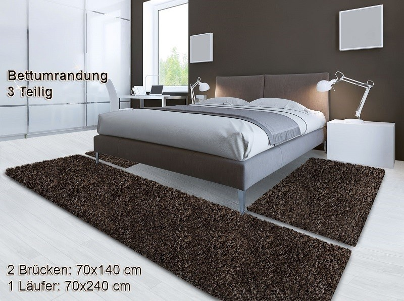 bettumrandung hochflor denver. Black Bedroom Furniture Sets. Home Design Ideas