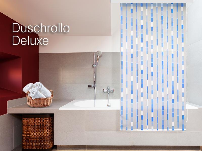 Duschrollo Mosaic In 4 Breiten Floordirekt De