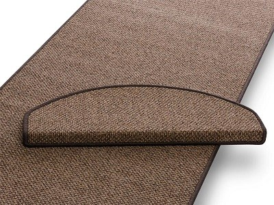 Teppich dunkelbraun  Teppich-Läufer | Floordirekt.de