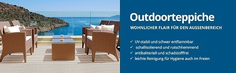 Outdoor-Teppiche