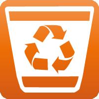 Diese Ringgummimatten sind recycelbar