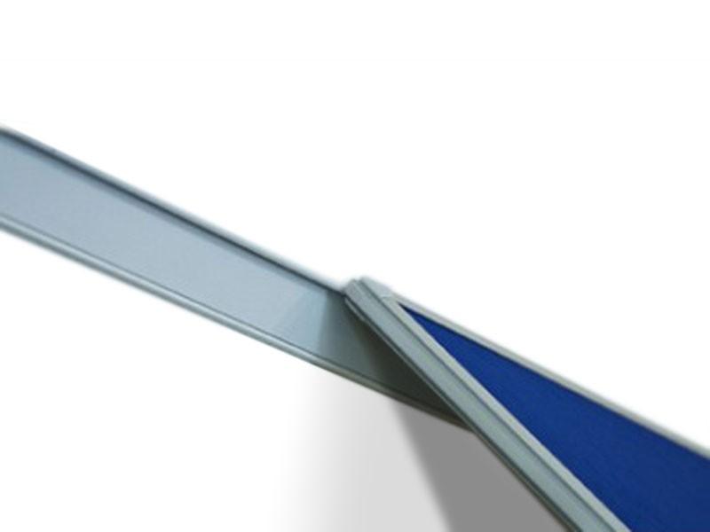 Wand-Schiene mit Magnethaftleiste - 3 Größen