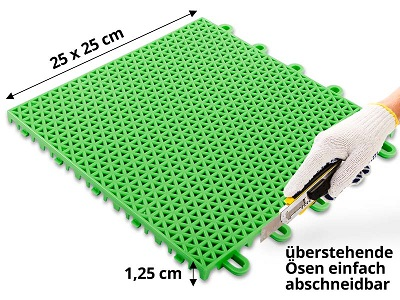 Bodenfliesen | Safe & Protect | In 4 Farben