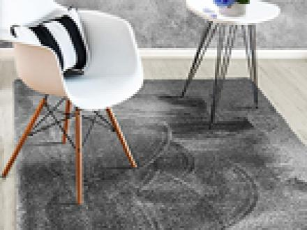 Velours- & Hochflor-Teppiche