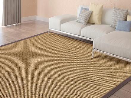 Sisal- & Naturfaser-Teppiche