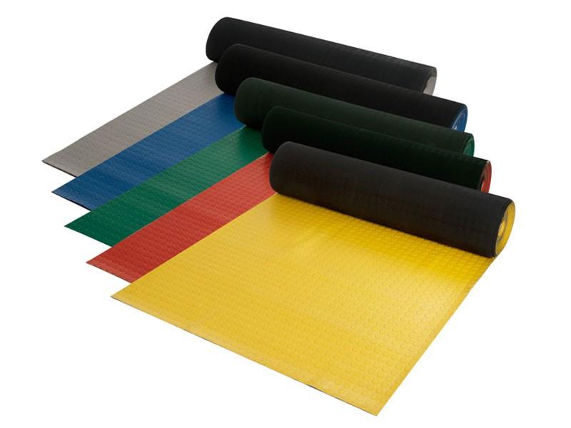 Gummimatten Farbig Floordirekt De