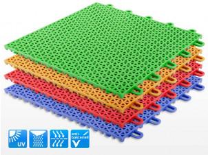 Terrassenfliesen Klickfliesen Ab Floordirektde - Terrassen klick fliesen 50x50