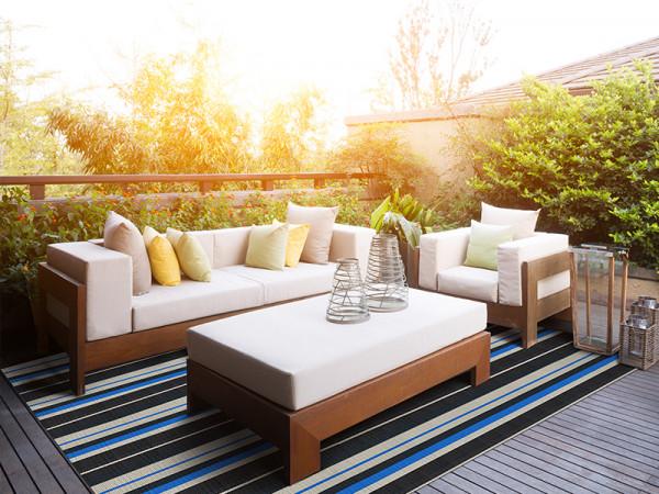 outdoor teppich ravenna