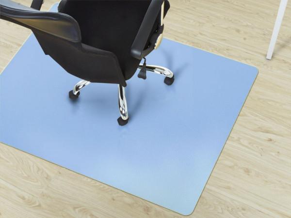 Schutzmatte Parkett Blau Floordirektde
