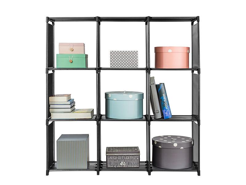 faltregal kare. Black Bedroom Furniture Sets. Home Design Ideas