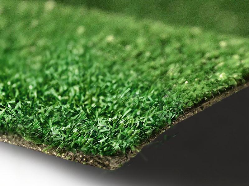 Rasenteppich Kunstrasen Premium grün 400x400 cm