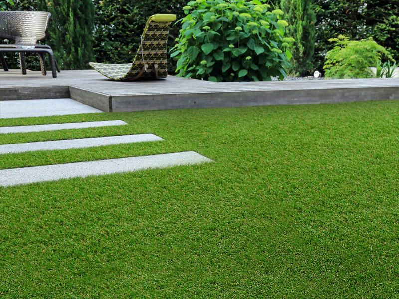 Kunstrasenteppich Farbwunder Pro GrünBalkonteppich Terassenteppich Garten