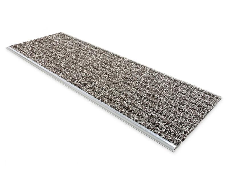 sicherheits stufenmatte f r au enbereiche mit alu schiene 2 gr en. Black Bedroom Furniture Sets. Home Design Ideas