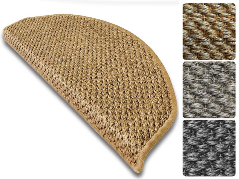 Sisal Stufenmatten Aus Naturlicher Sisalfaser Floordirekt De