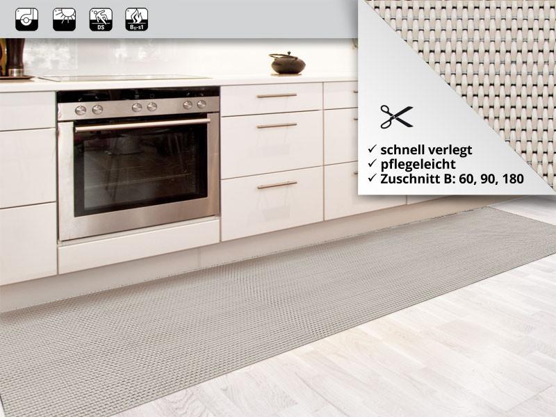 Relativ Teppich für Küche Palermo | Floordirekt.de XV37