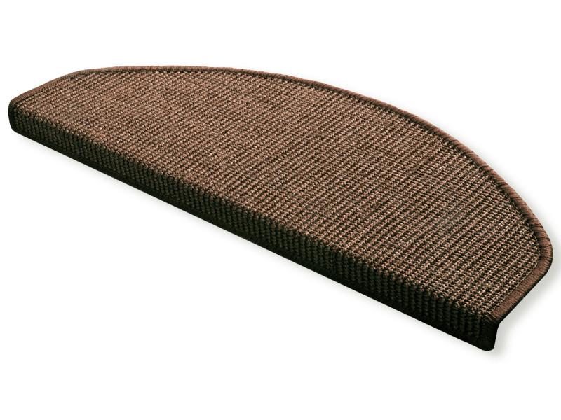 Treppenstufenmatten Sisal Sylt