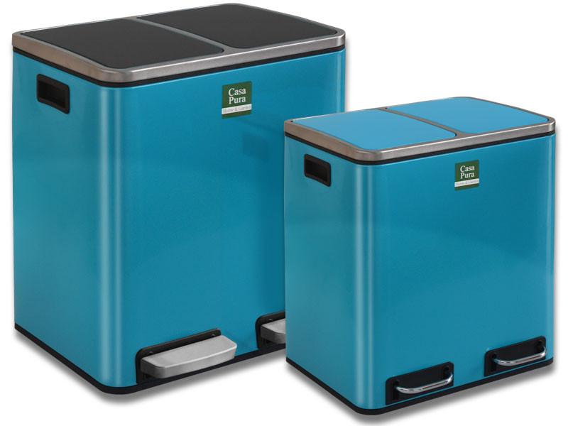 Mülleimer | Felix | Trennsystem | In 4 Farben | 30 oder 60 Liter
