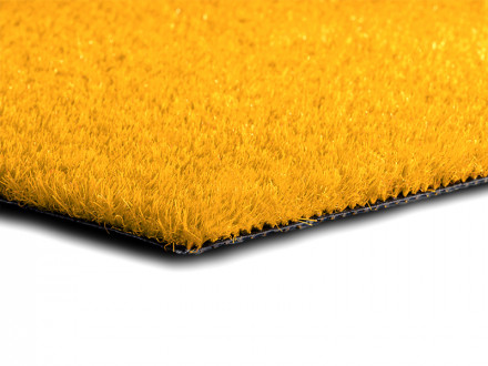Rasenteppich Premium Color | Gelb