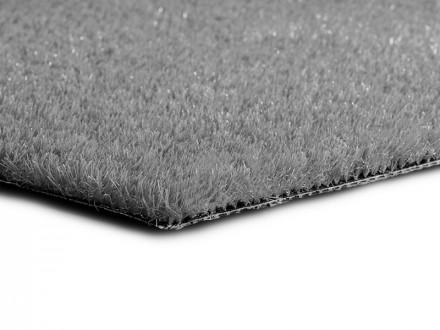 Rasenteppich Premium Color | Grau