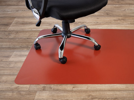 Bodenschutzmatte Hartboden | Rot