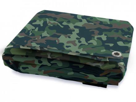 Abdeckplane Tarnoptik Camouflage
