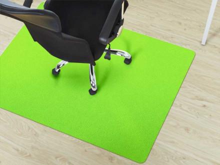 Bürostuhlmatten Hartboden grün