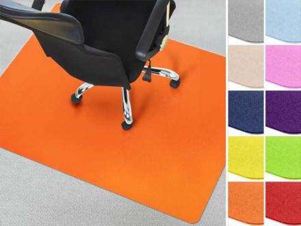 Bodenschutzmatten für Teppichböden | viele Farben