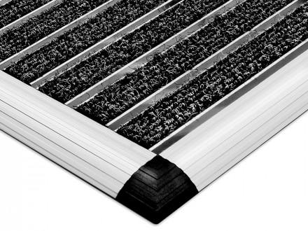 Super Türmatten & Fußabtreter aus Aluminium & Edelstahl   Floordirekt.de SQ53