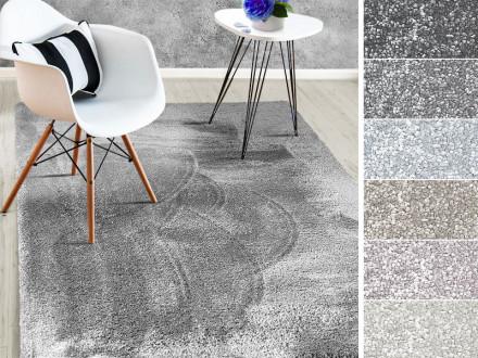 Velours-Teppich auf Maß   Sundae   Erhältlich in 6 Farben