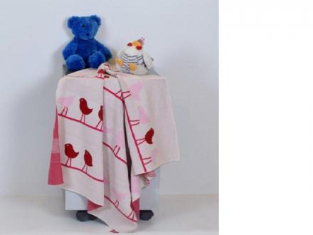 Kinderdecke aus Baumwolle