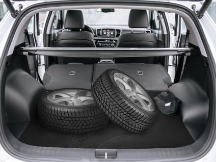 Kofferraumschutz | Reißfeste Antirutschmatte | 3 Größen