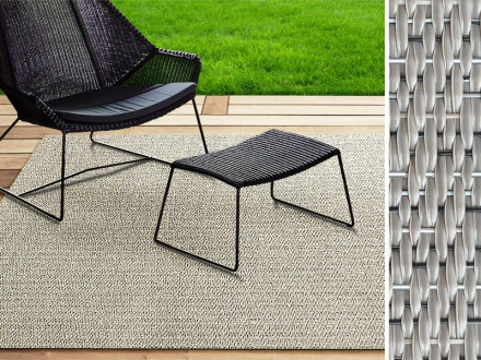 Outdoor-Teppich Turin