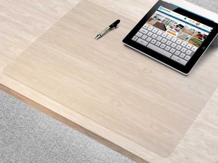 Schreibtischunterlage transparent | Neo