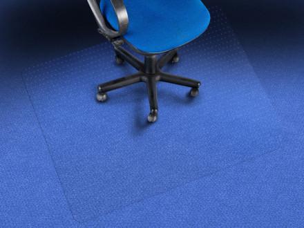 Stuhlunterlage Teppichböden transparent