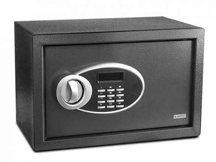 Tresor mit elektronischem LCD-Schloss   Safelap   25L
