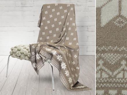 Wohndecken aus Baumwolle