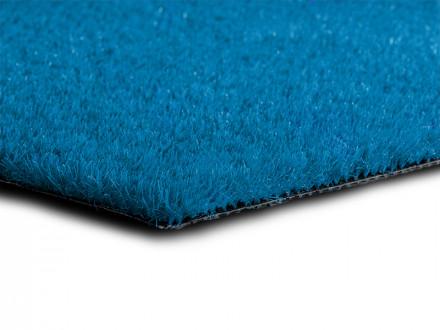Rasenteppich Premium Color   Blau