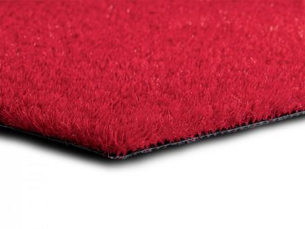 Rasenteppich Premium Color   Rot