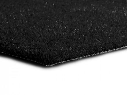 Rasenteppich Premium Color   Schwarz