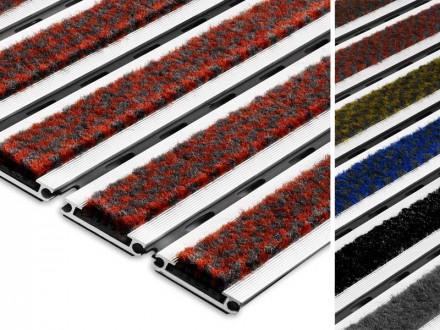 Eingangsmatte Aluflex JR Carpet