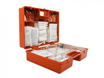 Erste Hilfe Koffer Groß nach DIN 13169 | mittlere + größere Betriebe