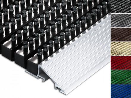 Hochleistungsmatte   Profi Brush   Erhältlich in 8 Bürsten-Farben
