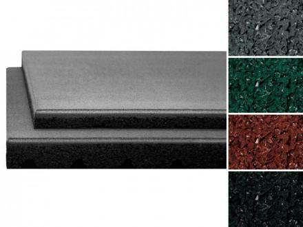 Fallschutzmatte Play Protect | 25 + 40 mm | 50x50 cm | 4 Farben